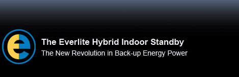 The Everlite Hybrid Indoor Standby